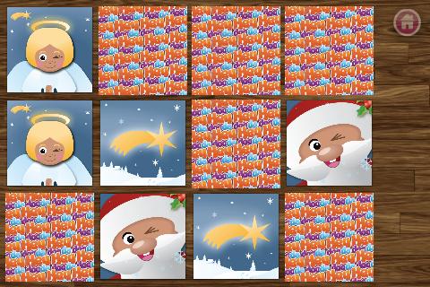 Screenshot Heydooda! X-mas matching game for kids