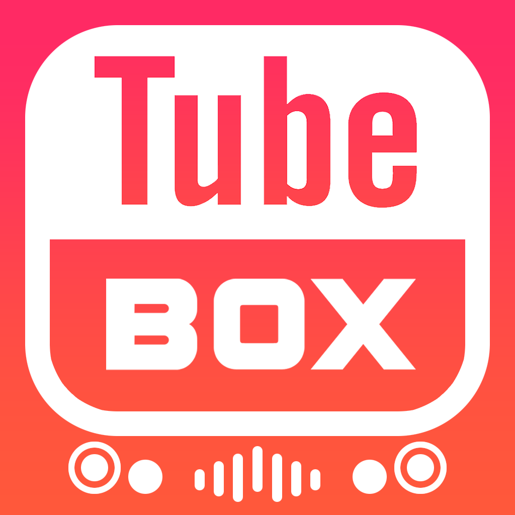 TubeBox 2 – Free Music & Playlist Manager for YouTube